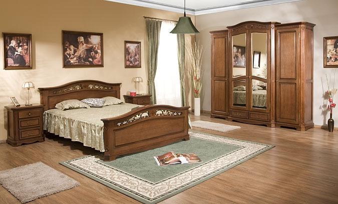 Mobila dormitor lemn masiv CASA MOBILA SIMEX - Poza 99