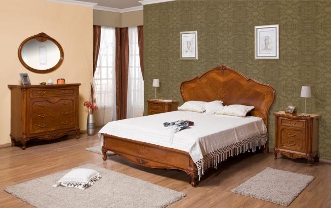 Mobila dormitor lemn masiv CASA MOBILA SIMEX - Poza 104