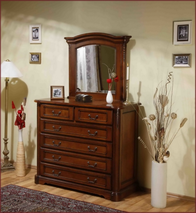 Mobila dormitor lemn masiv CASA MOBILA SIMEX - Poza 130