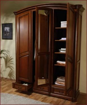 Prezentare produs Mobila dormitor lemn masiv CASA MOBILA SIMEX - Poza 132