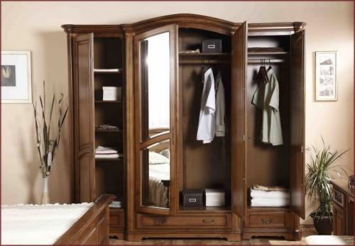 Prezentare produs Mobila dormitor lemn masiv CASA MOBILA SIMEX - Poza 133