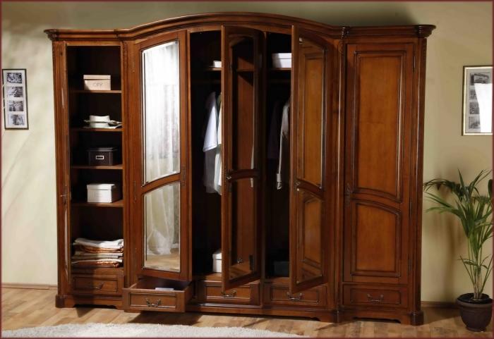 Mobila dormitor lemn masiv CASA MOBILA SIMEX - Poza 135