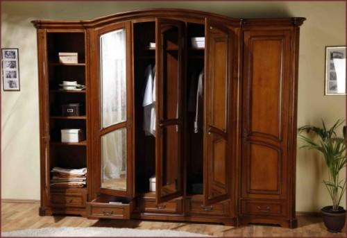 Prezentare produs Mobila dormitor lemn masiv CASA MOBILA SIMEX - Poza 135