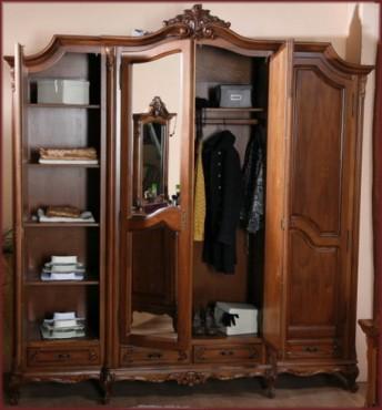 Prezentare produs Mobila dormitor lemn masiv CASA MOBILA SIMEX - Poza 142