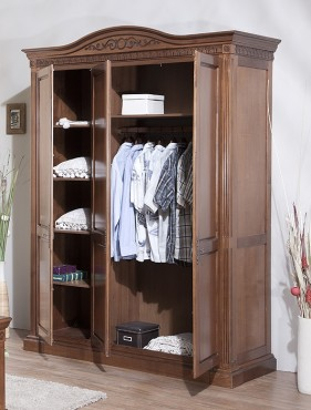 Prezentare produs Mobila dormitor lemn masiv CASA MOBILA SIMEX - Poza 4