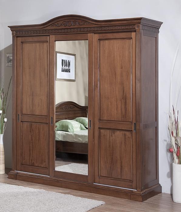 Mobila dormitor lemn masiv CASA MOBILA SIMEX - Poza 5