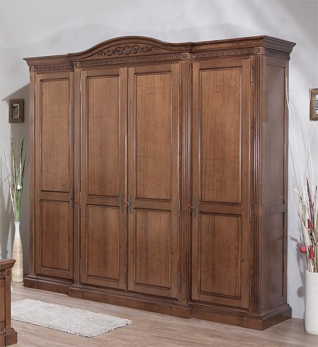 Mobila dormitor lemn masiv CASA MOBILA SIMEX - Poza 6