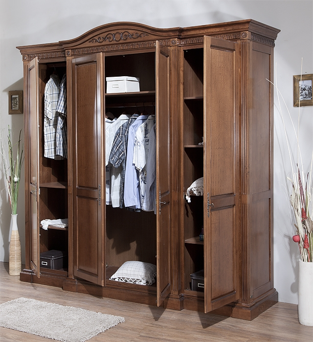 Mobila dormitor lemn masiv CASA MOBILA SIMEX - Poza 7