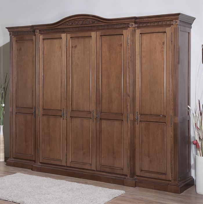 Mobila dormitor lemn masiv CASA MOBILA SIMEX - Poza 8