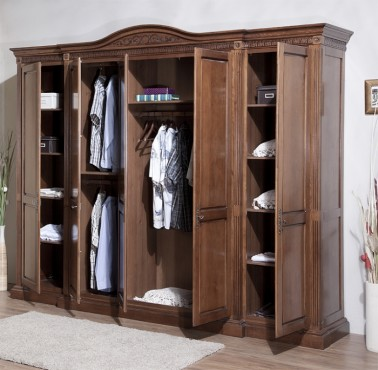 Prezentare produs Mobila dormitor lemn masiv CASA MOBILA SIMEX - Poza 9