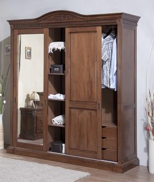 Prezentare produs Mobila dormitor lemn masiv CASA MOBILA SIMEX - Poza 13