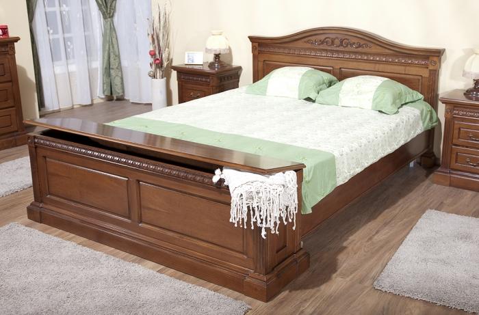 Mobila dormitor lemn masiv CASA MOBILA SIMEX - Poza 11