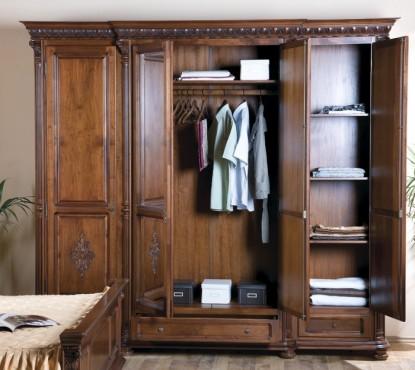 Prezentare produs Mobila dormitor lemn masiv CASA MOBILA SIMEX - Poza 5