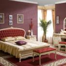 Mobilier din lemn masiv pentru dormitoare CASA MOBILA SIMEX