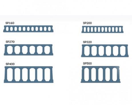 Prezentare produs Sisteme complete din beton armat FERROBETON - Poza 16