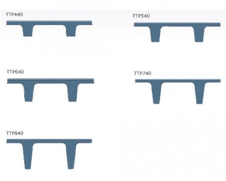 Prezentare produs Sisteme complete din beton armat FERROBETON - Poza 17