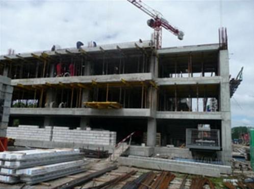 Lucrari, proiecte Blocuri de apartamente FERROBETON - Poza 6