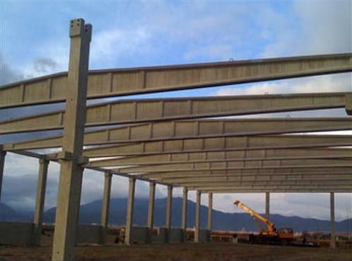 Lucrari, proiecte Cladiri industriale FERROBETON - Poza 5