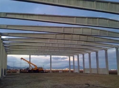 Lucrari, proiecte Cladiri industriale FERROBETON - Poza 4