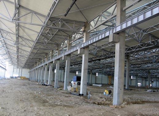 Cladiri industriale FERROBETON - Poza 2
