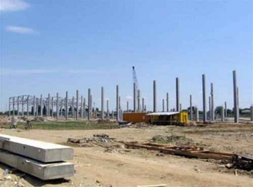 Lucrari, proiecte Cladiri industriale FERROBETON - Poza 1