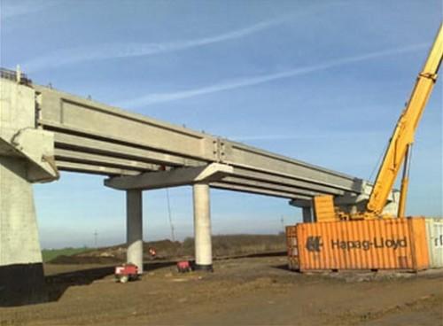 Lucrari, proiecte Poduri FERROBETON - Poza 5