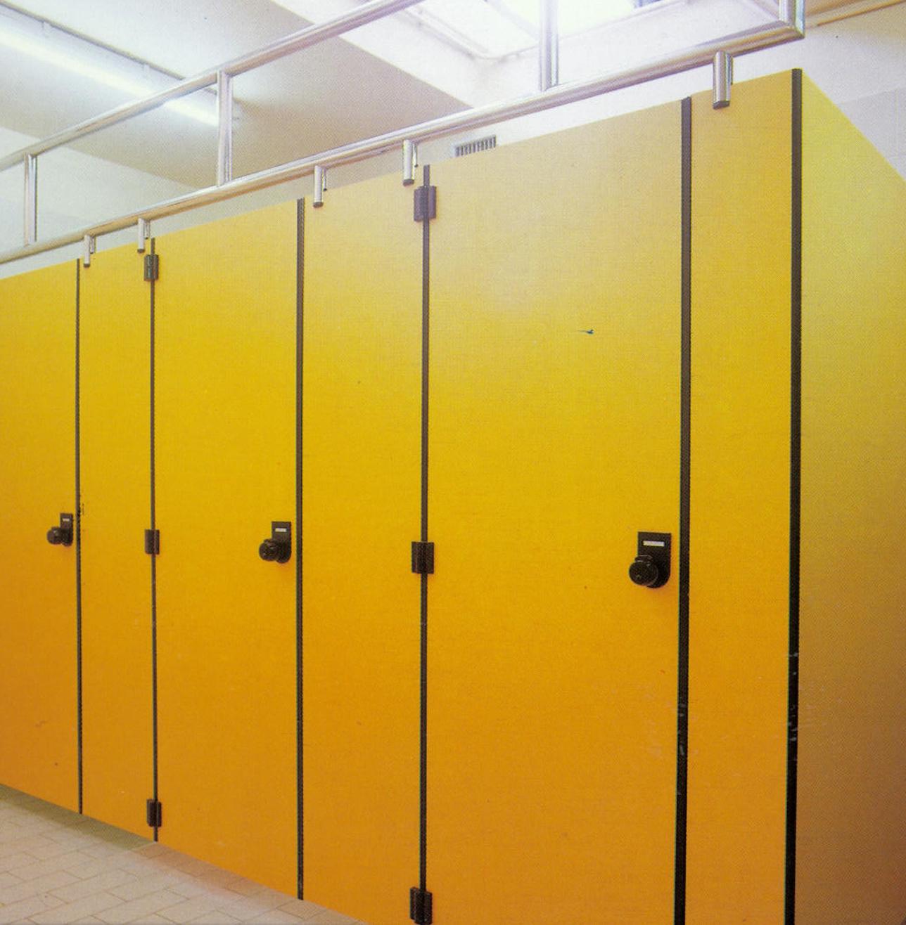Compartimentari grupuri sanitare ARPA - Poza 1