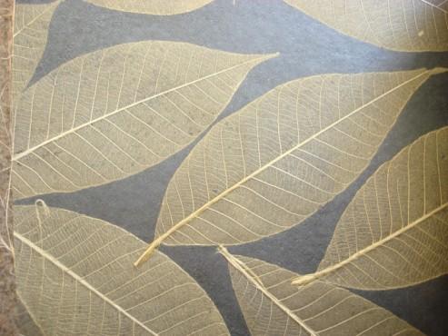 Tapet din frunze naturale  RODEKA - Poza 2