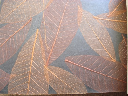Tapet din frunze naturale  RODEKA - Poza 3