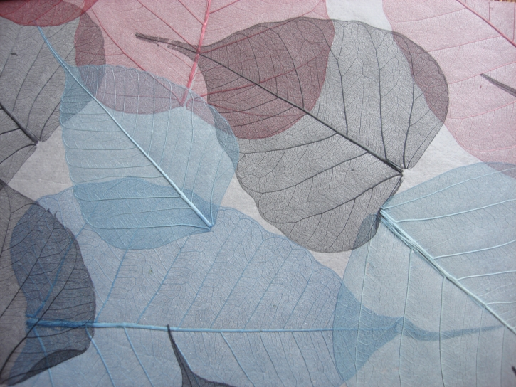 Tapet din frunze naturale  RODEKA - Poza 5