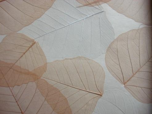 Tapet din frunze naturale  RODEKA - Poza 6