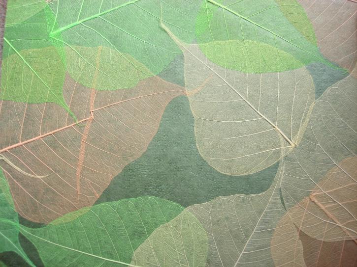 Tapet din frunze naturale  RODEKA - Poza 7