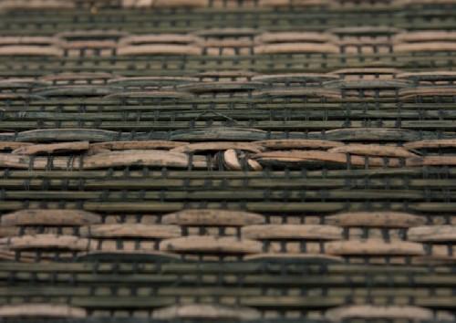 Tapet din fibre naturale - bambus si iarba  RODEKA - Poza 1