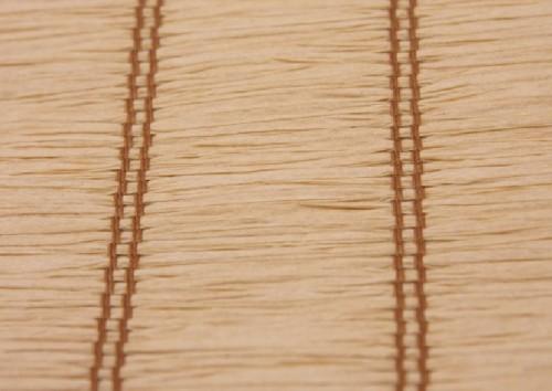 Tapet din fibre naturale - hartie, bumbac si hartie  RODEKA - Poza 2