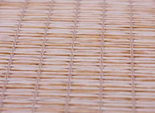 Tapet din fibre naturale - hartie, bumbac si hartie  RODEKA - Poza 3