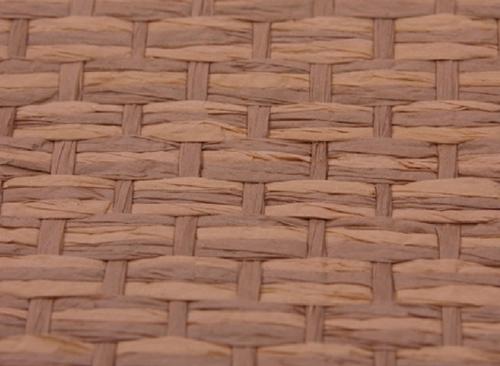 Tapet din fibre naturale - hartie, bumbac si hartie  RODEKA - Poza 4