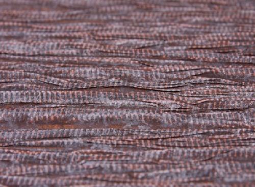 Tapet din fibre naturale - hartie, bumbac si hartie  RODEKA - Poza 5