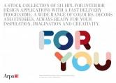 Folii HPL pentru design interior - Colectia de stoc ARPA FOR YOU ARPA