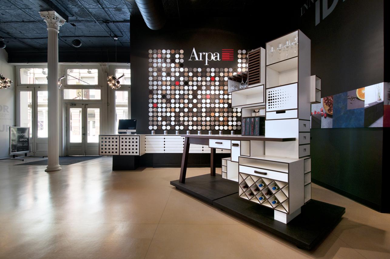 Folii HPL pentru design interior  ARPA - Poza 14