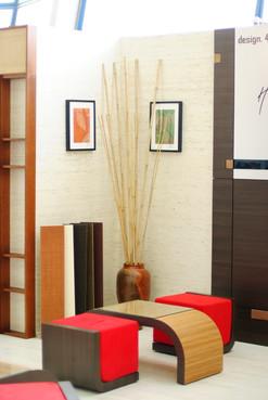 Decor de bambus RODEKA - Poza 1