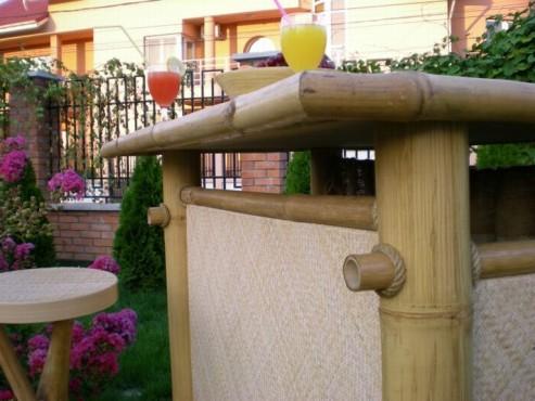 Tulpina de bambus RODEKA - Poza 2