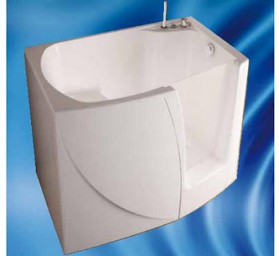 Prezentare produs Cazi cu deschidere laterala pentru persoane cu handicap CIVITA CROMO - Poza 3