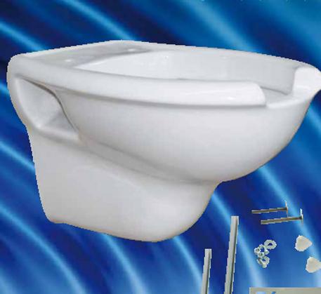 Obiecte sanitare suspendate pentru persoane cu handicap CIVITA CROMO - Poza 2