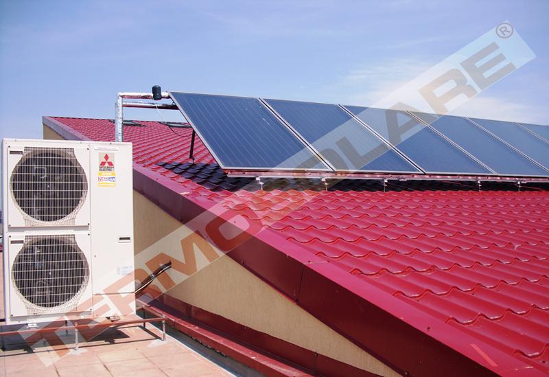 Sisteme solare TERMOSOLARE - Poza 3