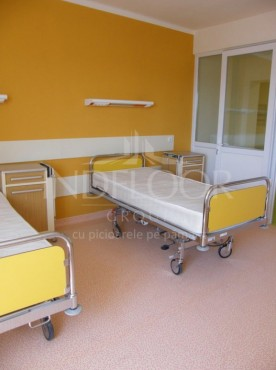 Lucrari, proiecte Covor PVC - Spitalul de Boli Infectioase - Baia Mare TARKETT - Poza 24