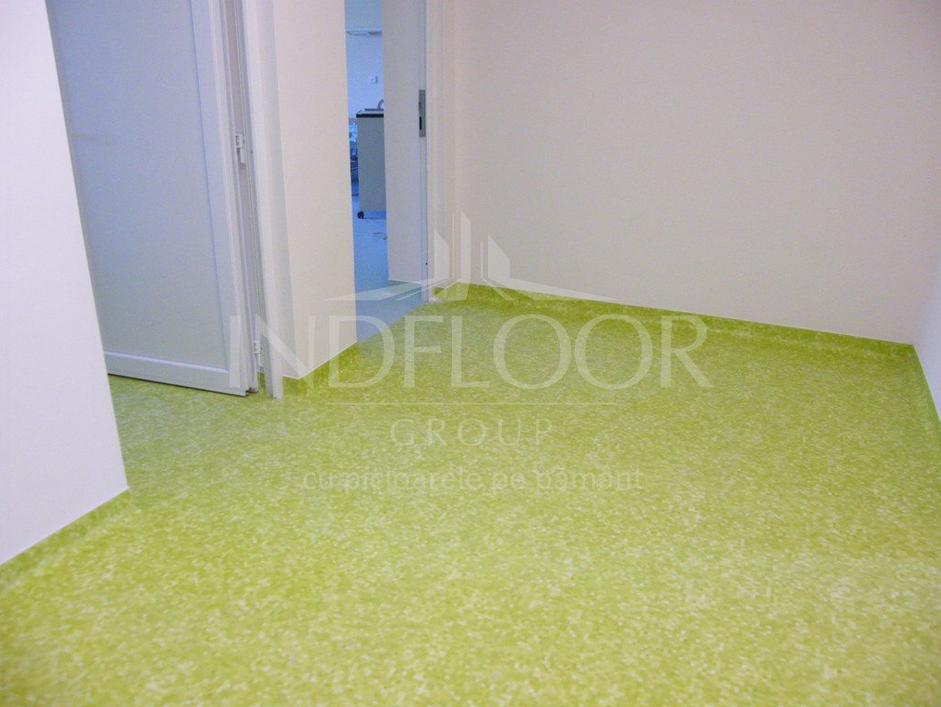 Covor PVC - Spitalul de Boli Infectioase - Baia Mare TARKETT - Poza 26