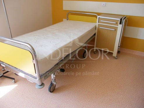 Lucrari, proiecte Covor PVC - Spitalul de Boli Infectioase - Baia Mare TARKETT - Poza 28