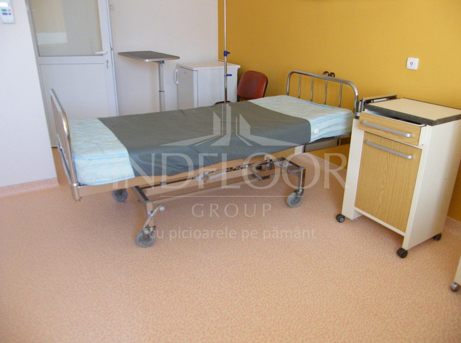 Covor PVC - Spitalul de Boli Infectioase - Baia Mare TARKETT - Poza 29