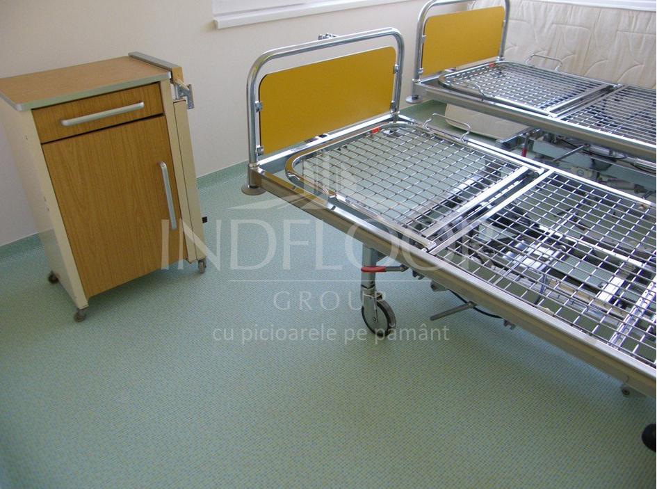 Covor PVC - Spitalul de Boli Infectioase - Baia Mare TARKETT - Poza 31