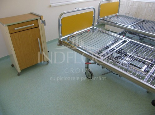 Lucrari, proiecte Covor PVC - Spitalul de Boli Infectioase - Baia Mare TARKETT - Poza 31